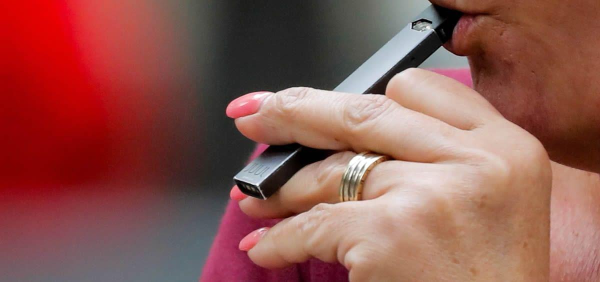 Juul Labs es una de las mayores compañías de cigarrillos electrónicos