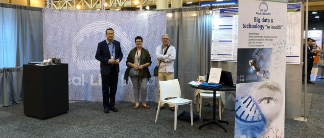 Real Life Data única empresa española que asiste a la ISPOR 2019 USA
