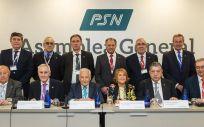 Asamblea General Ordinaria de PSN en Madrid