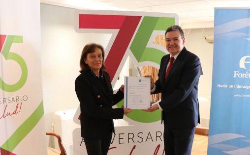 Cofares renueva el certificado SGE 21 de Forética en gestión ética y socialmente responsable