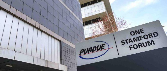 Sede de Purdue Pharma
