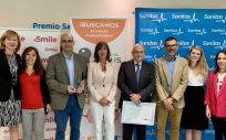 Sanitas recibe el 'Brain Caring People' por su trabajo en concienciación y prevención sobre el ictus