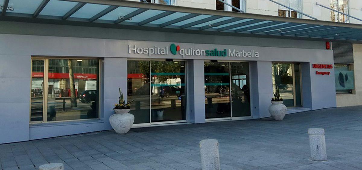 Hospital Quirónsalud Marbella