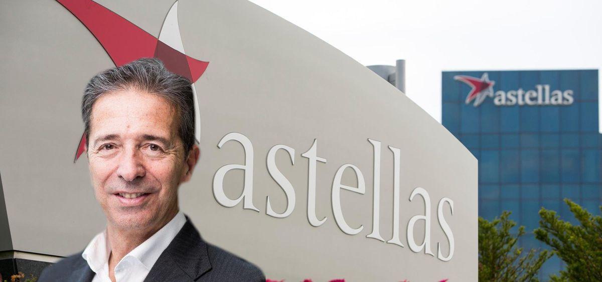 José María Martín Dueñas, director general de Astellas Pharma España