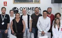 Oximesa y el Sergas, juntos en el Día Mundial Sin Tabaco