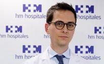 Jordi Remón, responsable de la Unidad de Tumores Torácicos del centro ubicado en HM Delfos