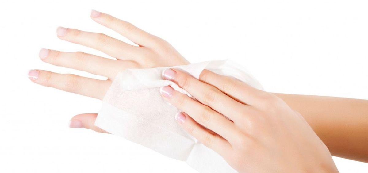 Las toallitas húmedas son muy recurridas porque dejan una sensación de limpieza