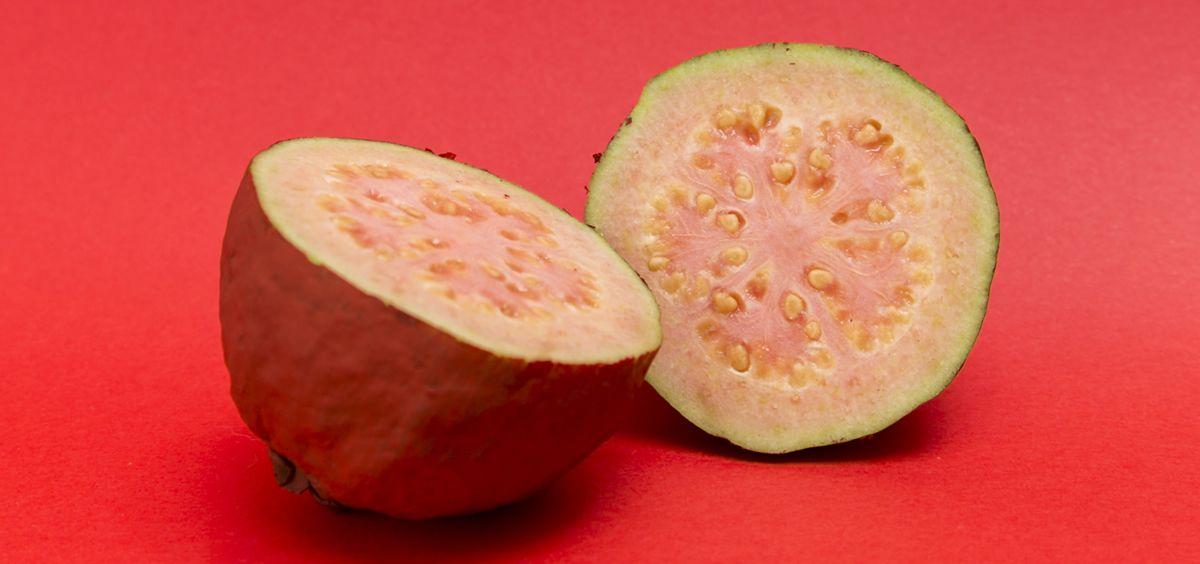 La guayaba es una fruta desconocida para muchas personas