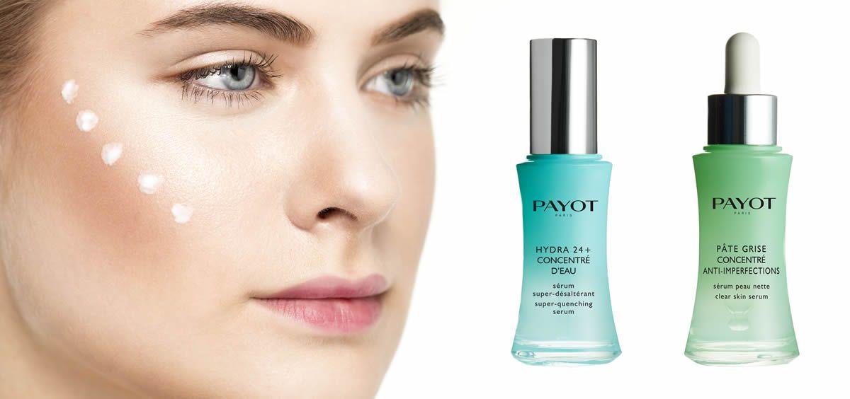 Nuevos serums de Payot