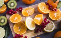La vitamina C es un antioxidante