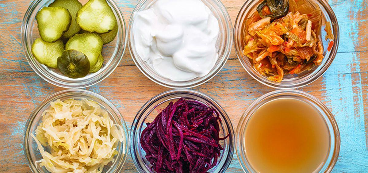 Los beneficios de los probióticos se notaron por primera vez hace siglos (Foto de Thinkstock)