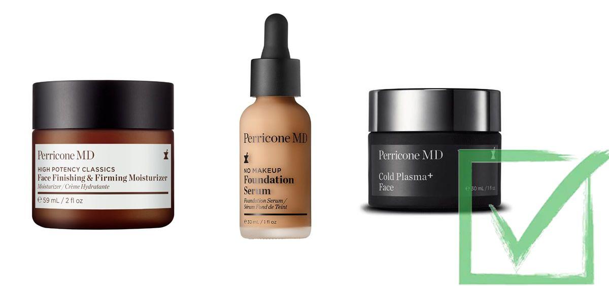Línea No Makeup Skincare de Perricone MD