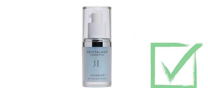 Aquablur Hydrating Eye Gel & Primer (Fotomontaje de Estetic)