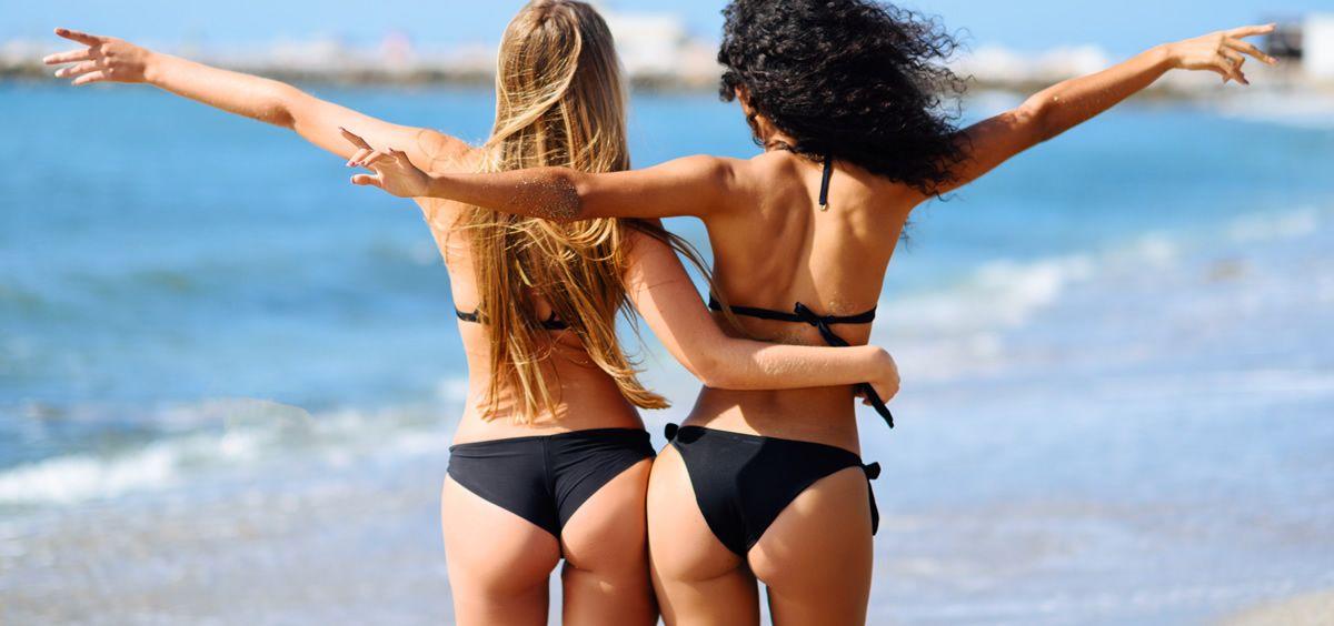 Los glúteos femeninos son un signo de feminidad y de sensualidad (Foto. Freepik)