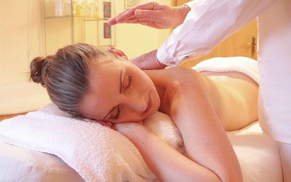 La mejor relajación: un surtido de masajes