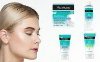 Línea Skin Detox de Neutrogena (Foto. Fotomontaje Estetic)