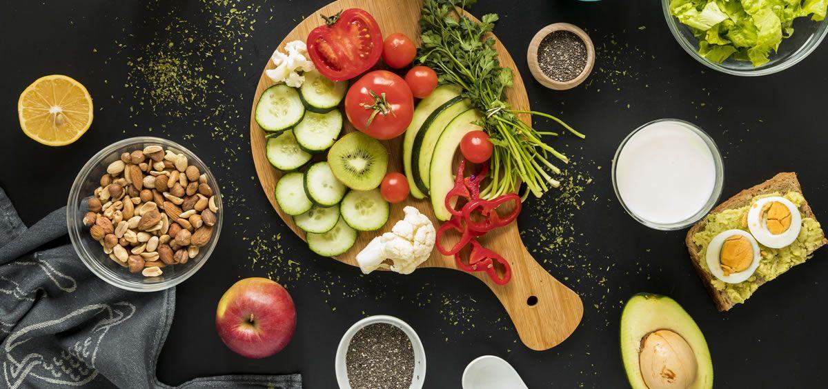 Estos alimentos te harán más fácil la vuelta a la rutina (Foto. Freepik)