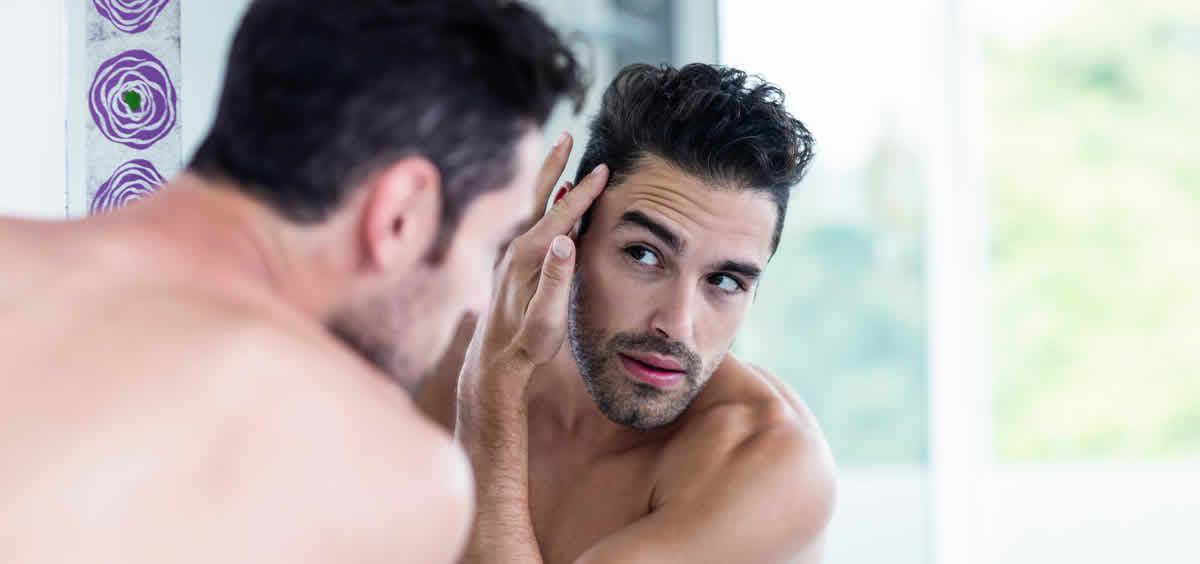 La pérdida del cabello afecta a nuestra autoestima y seguridad (Foto. Estetic)