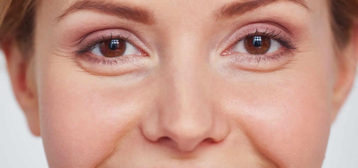 La piel del contorno de ojos es más sensible y delicada (Foto. Freepik)