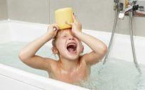 Rutina de higiene con la mejor cosmética infantil (Foto. Freepik)