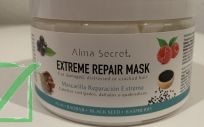 Extreme Repair Mask de Alma Secret