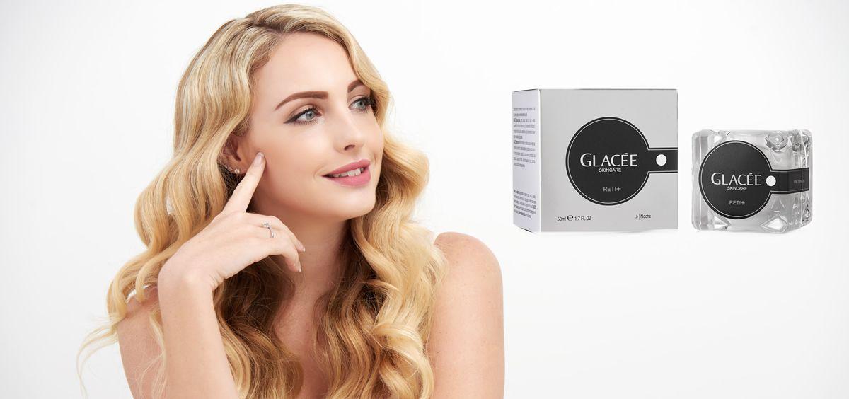 Reti+ de Glacée Skincare (Foto. Fotomontaje Estetic)
