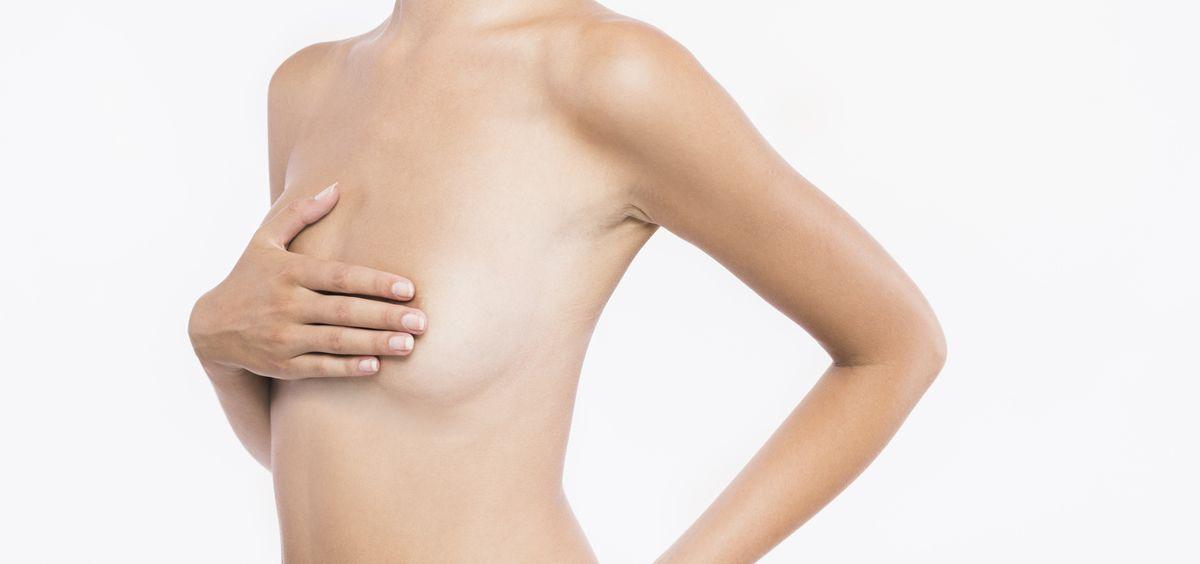 Este método mejora la cicatriz tras una mastectomía (Foto. Freepik)