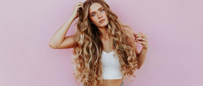 El pelo rizado es el favorito de muchas mujeres (Foto. Estetic)
