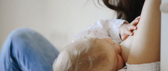 Lactancia materna. (Foto. Freepik)