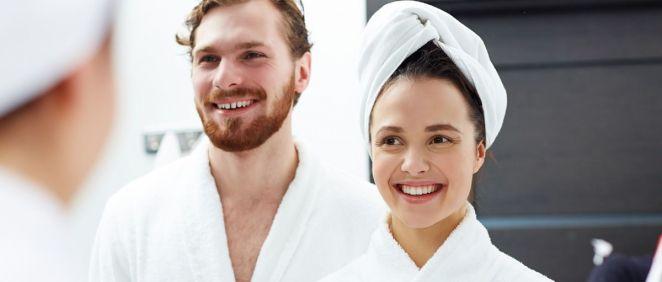 La excusa para crear productos aparentemente diferenciados responde en muchas ocasiones a la concepción de que hombres y mujeres tienen diferentes tipos de piel (Foto. Freepik)