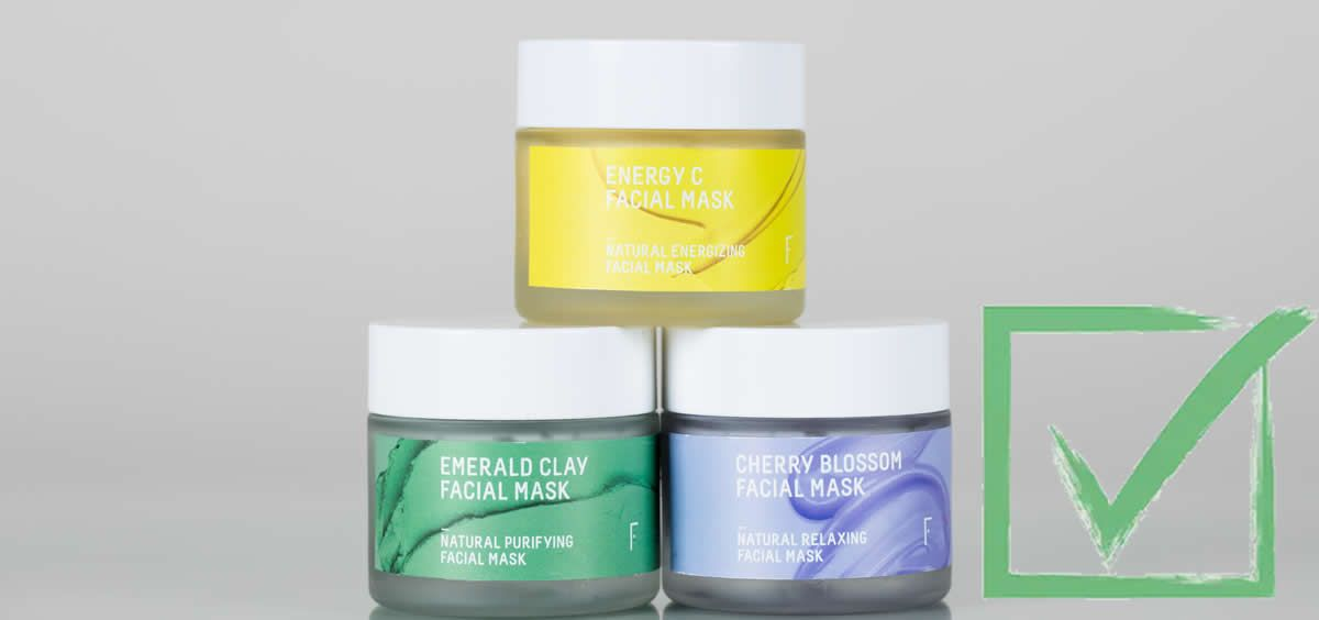 Magic Mask Trio de Freshly Cosmetics (Foto. Fotomontaje Estetic)