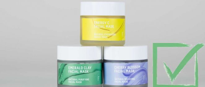 Magic Mask Trio de Freshly Cosmetics (Foto. Fotomontaje Estetic)