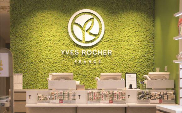 Cabina Estetica Yves Rocher : Yves rocher se rinde ante la cosmética vegetal en su nuevo atelier lab