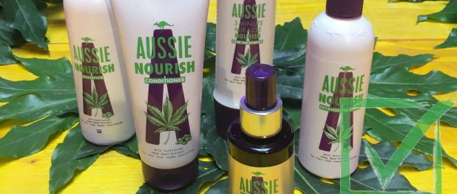 Nourish de Aussie (Foto. Fotomontaje Estetic)