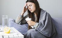 Cuando una persona está con gripe, suele experimentar falta de apetito (Foto. Freepik)