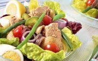 Las ensaladas son el plato más consumido por los españoles (Foto. Freepik)