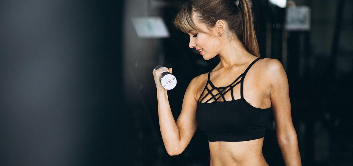 Algunas personas tienen dudas sobre si es adecuado combinar deporte con una dieta vegana (Foto. Freepik)