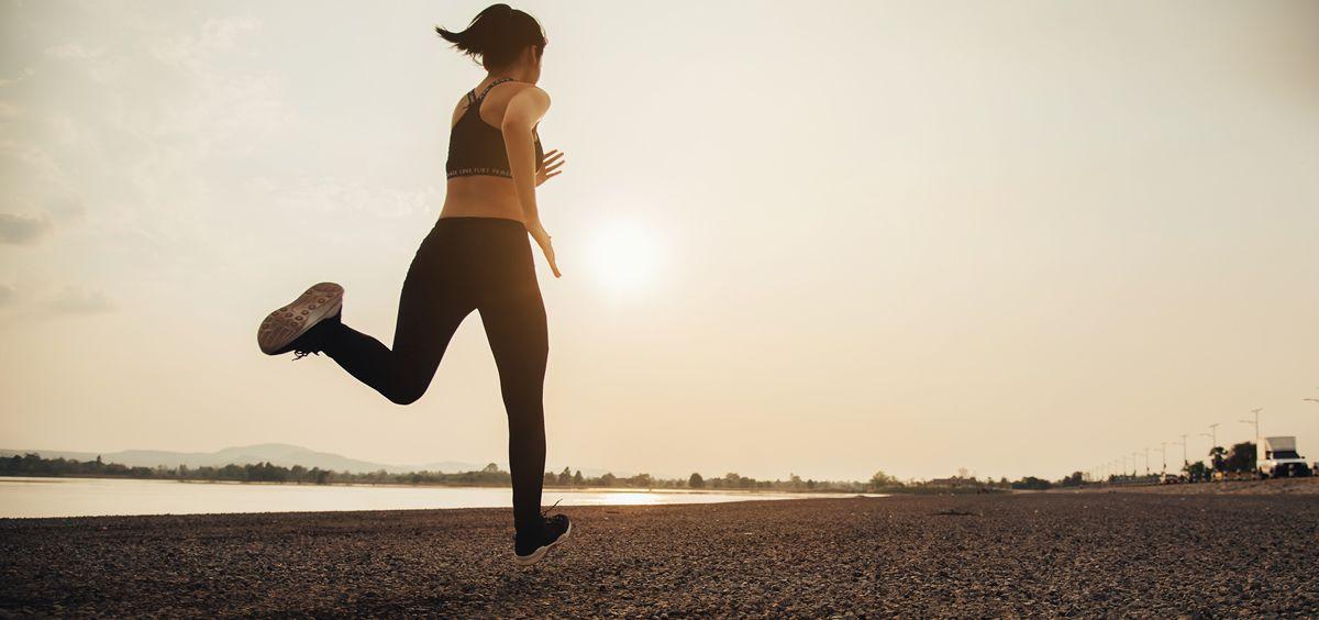 Correr es uno de los ejercicios aeróbicos más completos (Foto. Freepik)