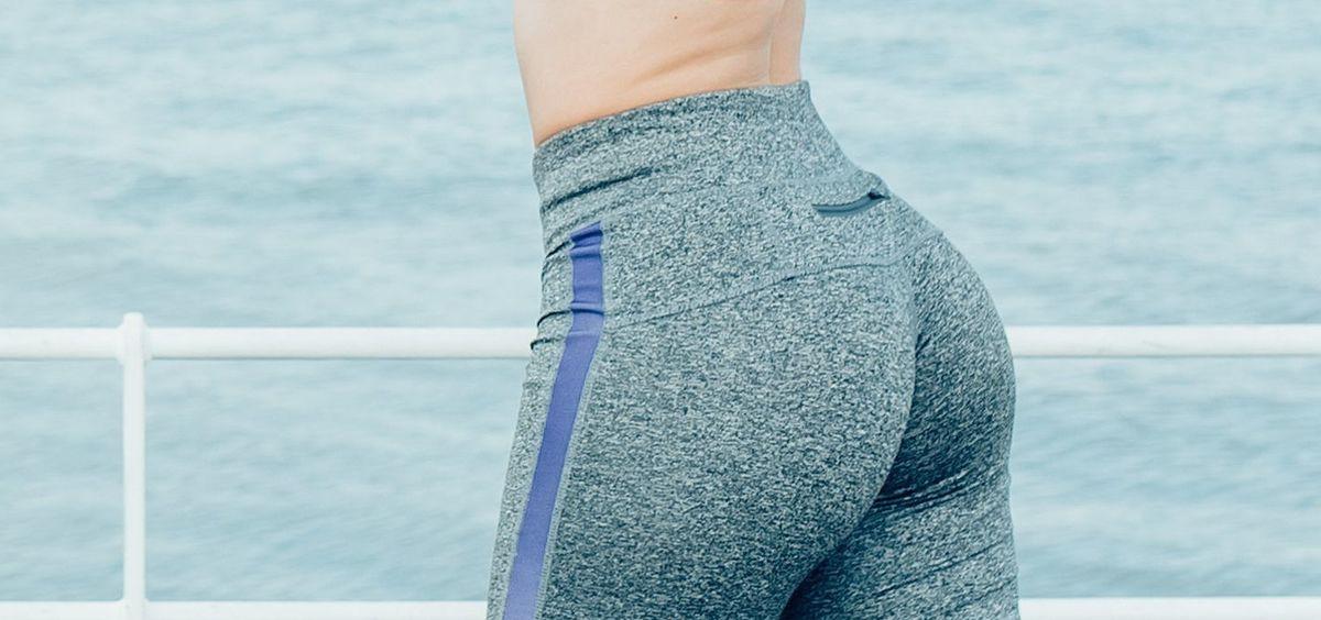 La solución para tener un trasero increíble (Foto. Estetic)