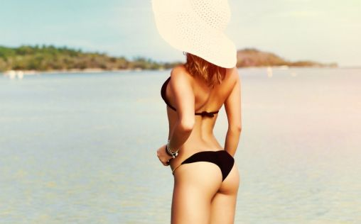 Así puedes lucir un abdomen más plano, unos glúteos remodelados y unos muslos más delgados