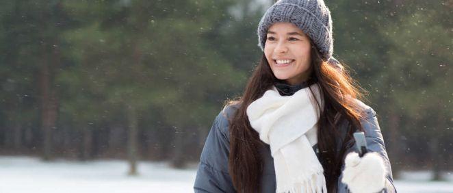 Si practicas deportes de invierno debes proteger tu piel (Foto. Freepik)