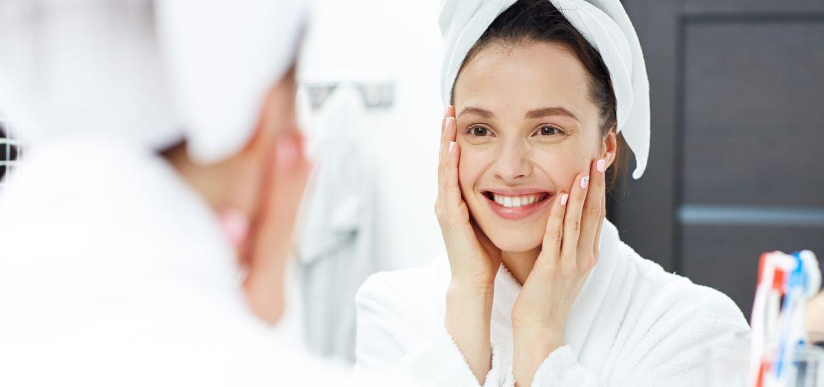 Si sigues unos consejos, tu piel volverá a ser la de antes (Foto. Freepik)