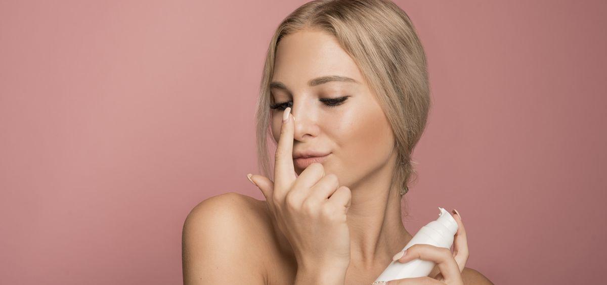 Descubre cómo cuidar la piel sensible (Foto. Freepik)