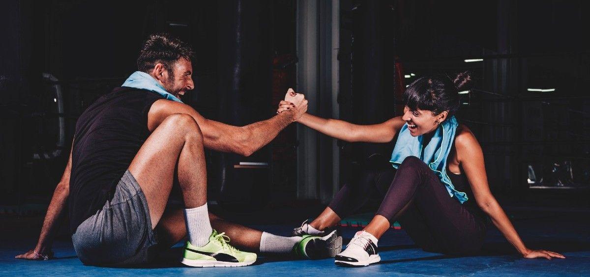 En 2020 veremos cómo los entrenos en el deporte se prefieren cortos y libres (Foto. Freepik)