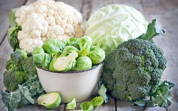 10 verduras crucíferas que debes añadir a tu dieta