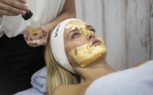 ¿Sabías que el oro tiene muchos beneficios para la piel?