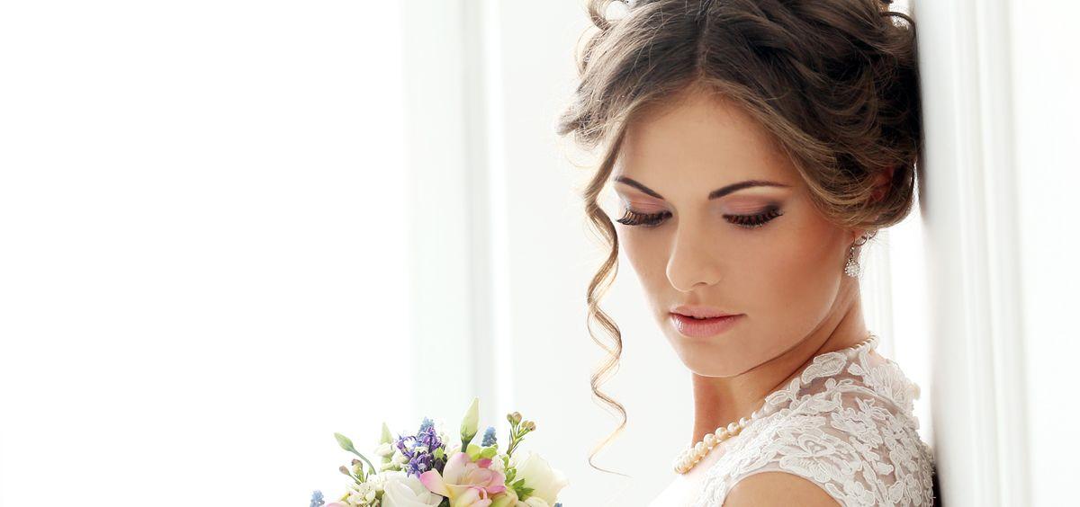 Descubre cómo lucir perfecta el día de tu boda (Foto. Freepik)