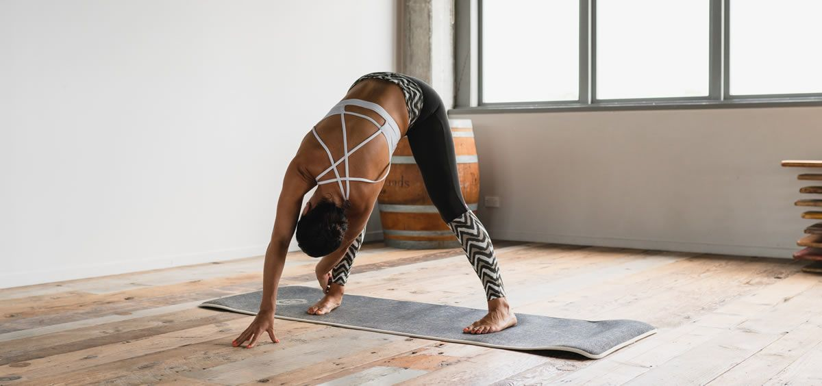 El estiramiento es parte esencial del entrenamiento (Foto.Estetic)