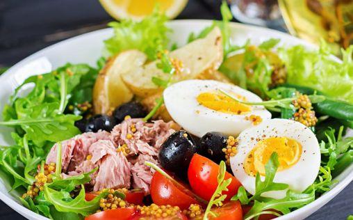 Seis tips para mantener una alimentación saludable durante la cuarentena