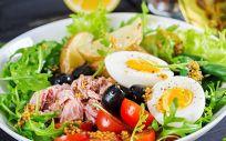 La ensalada es un plato muy saludable (Foto. Freepik)